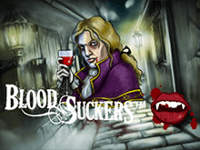 В Вулкане на реальные деньги игра Blood Suckers